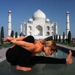 le taj-mahal pour un yoga à antibes ahtanga
